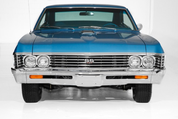 1967 Chevrolet Impala RARE SS 427/385hp 4-Speed -