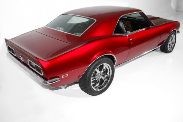 For Sale Used 1968 Chevrolet Camaro Candy Brandywine 454ci | American Dream Machines Des Moines IA 50309