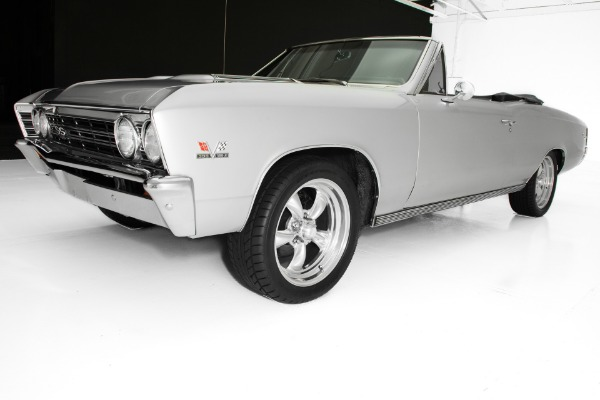 For Sale Used 1967 Chevrolet Chevelle Convertible, SS options | American Dream Machines Des Moines IA 50309