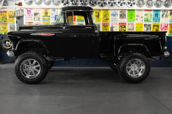For Sale Used 1955 Chevrolet Pickup 4x4, 454ci Amazing Truck | American Dream Machines Des Moines IA 50309