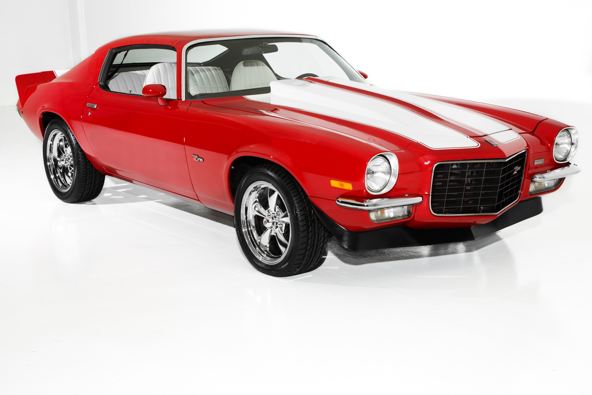 For Sale Used 1973 Chevrolet Camaro SS options, 396, Chrome | American Dream Machines Des Moines IA 50309