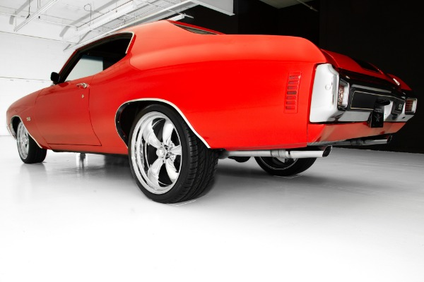 For Sale Used 1971 Chevrolet Chevelle Red 1970 SS conversion | American Dream Machines Des Moines IA 50309