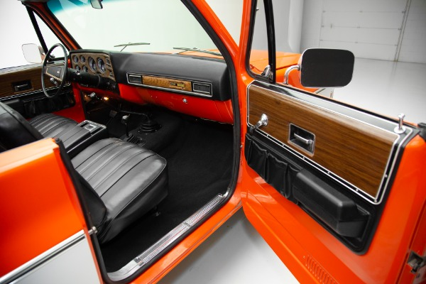 For Sale Used 1974 Chevrolet Blazer K5 4x4, 4-Speed Go Topless | American Dream Machines Des Moines IA 50309