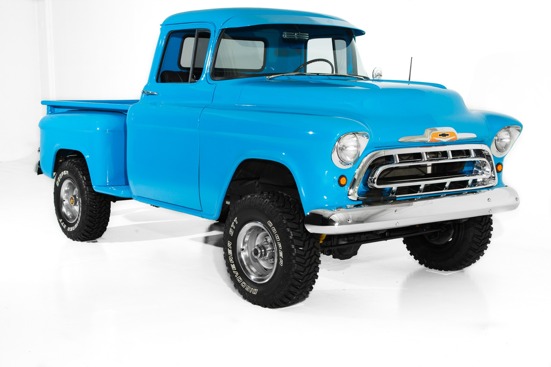 1957 Chevrolet Pickup 3100 4x4 Auto Great Truck