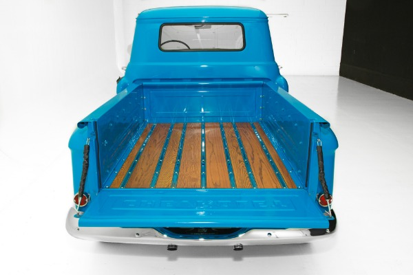 For Sale Used 1957 Chevrolet Pickup 3100 4x4 Auto, Great Truck | American Dream Machines Des Moines IA 50309