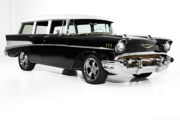 1957 Chevrolet Bel Air  283, Auto, PS, PB, AC