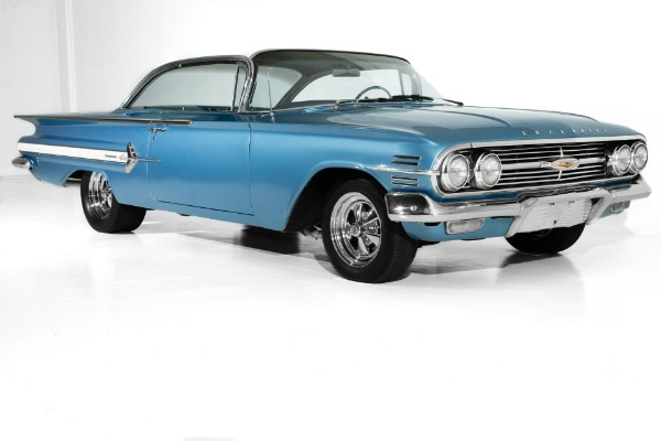 For Sale Used 1960 Chevrolet Impala Bubble Top 283 Automatic | American Dream Machines Des Moines IA 50309