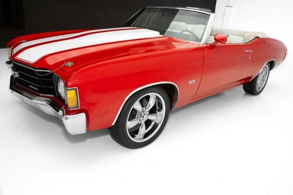 For Sale Used 1972 Chevrolet Chevelle SS  #'s Matching AC | American Dream Machines Des Moines IA 50309