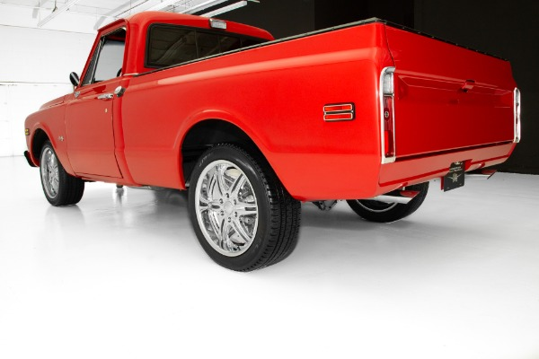 For Sale Used 1969 Chevrolet Pickup C10  Auto PS, PB, Chrome | American Dream Machines Des Moines IA 50309
