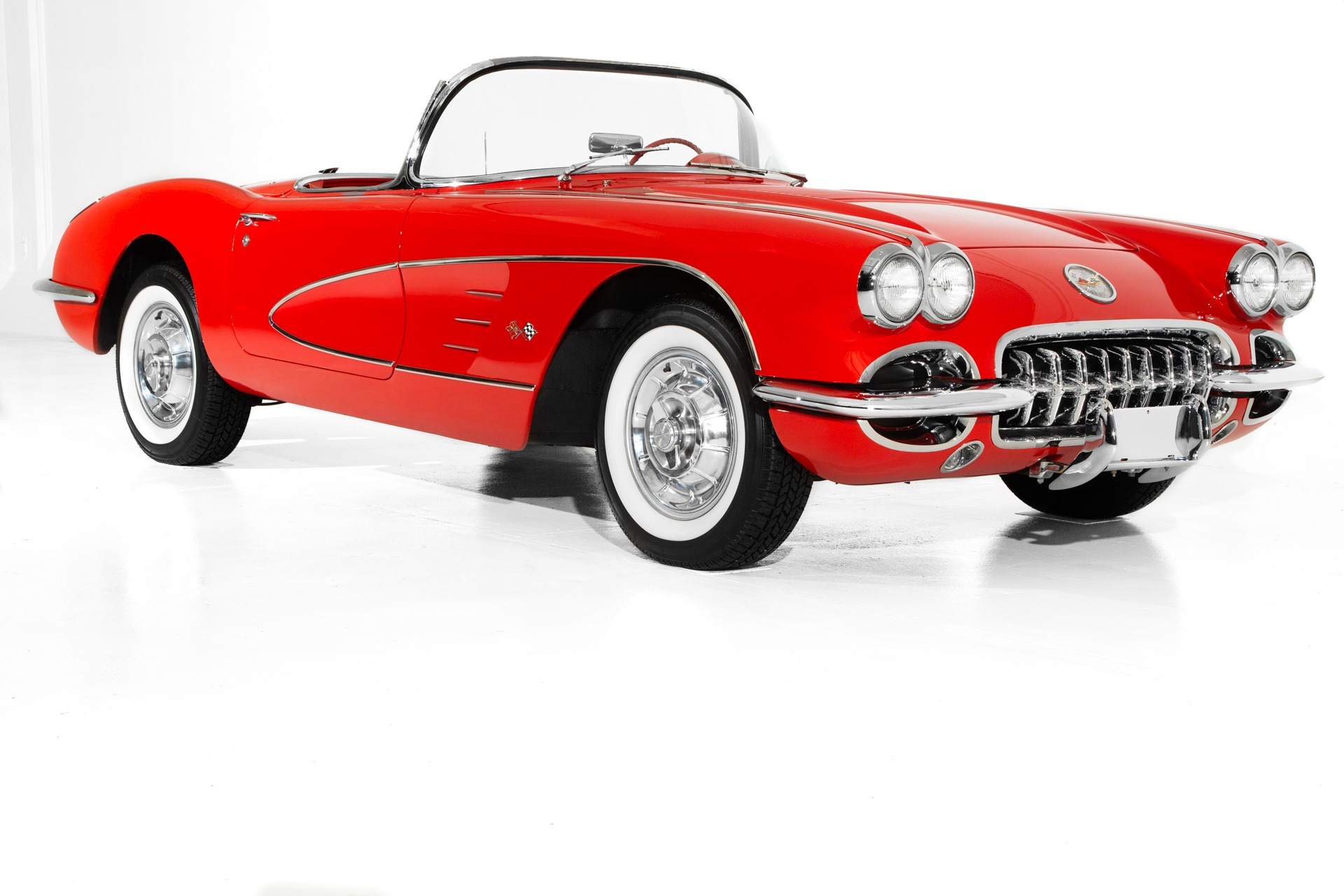 1958 Chevrolet Corvette Convertible Gorgeous!