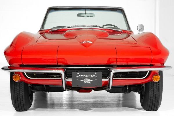1965 Chevrolet Corvette Red 460hp Big Block