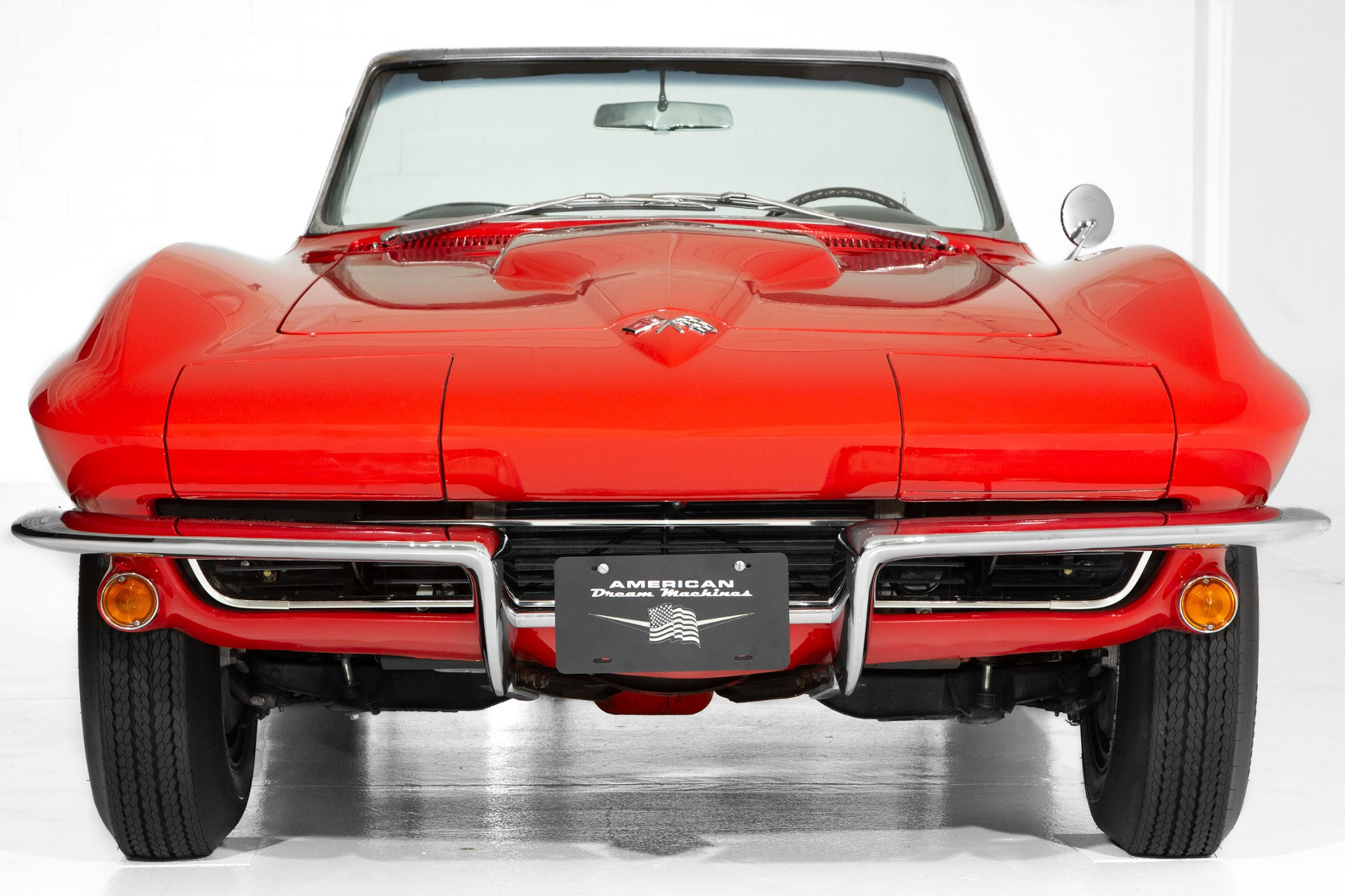 1965 Chevrolet Corvette Red 460hp Big Block -