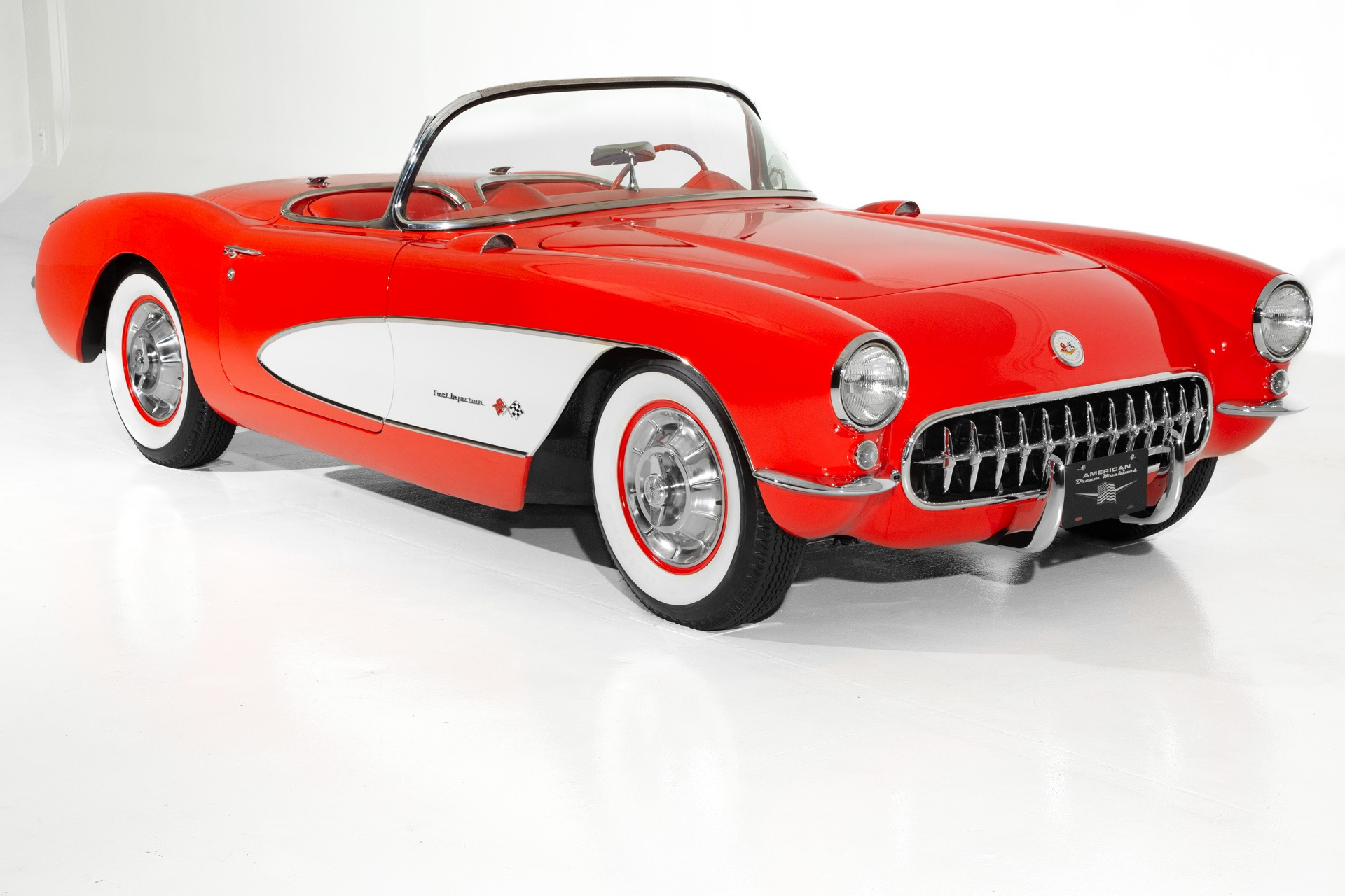 1957 Chevrolet Corvette Convertible Fuelie 4-Spd