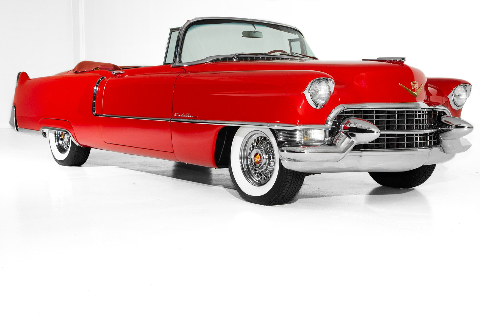 1955 Cadillac Series 62 Extensive Restoration