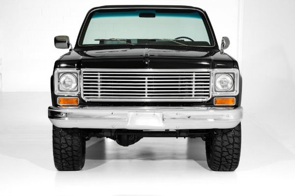 For Sale Used 1975 Chevrolet Blazer 4WD Topless Show Truck | American Dream Machines Des Moines IA 50309
