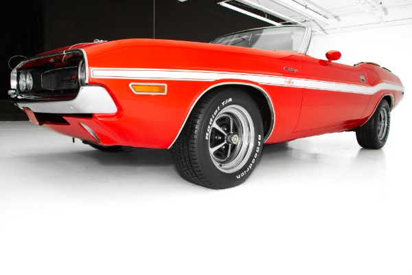 For Sale Used 1970 Dodge Challenger Rotisserie Car RT Options | American Dream Machines Des Moines IA 50309
