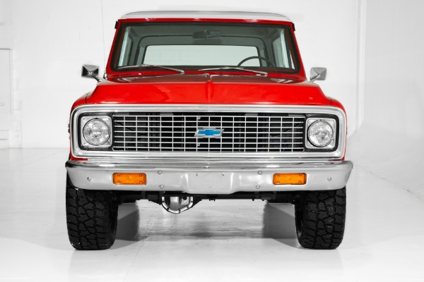 For Sale Used 1972 Chevrolet Blazer 4x4 Houndstooth 4-Speed | American Dream Machines Des Moines IA 50309
