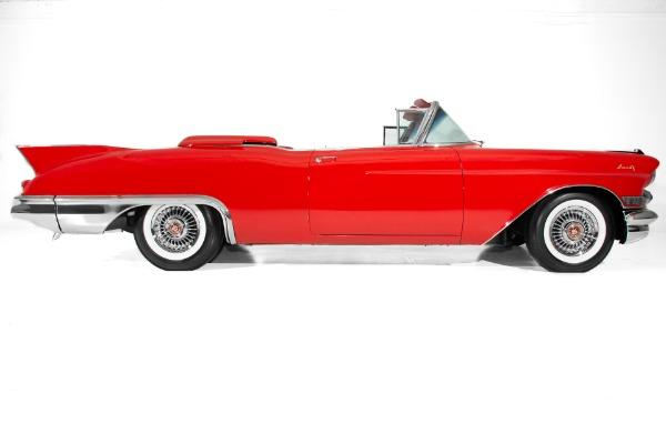 1957 Cadillac Eldorado Biarritz Owner's Car