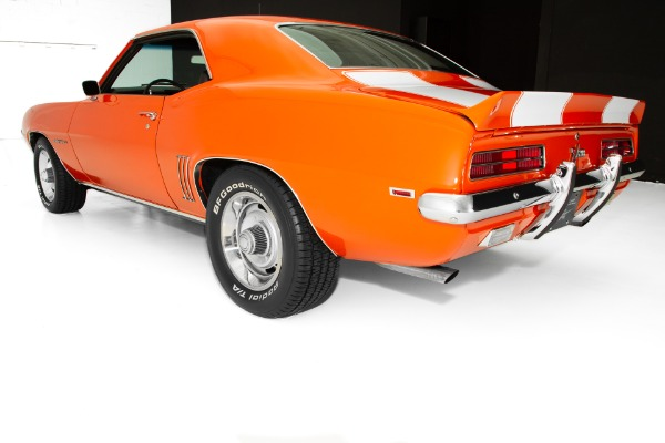 For Sale Used 1969 Chevrolet Camaro RS Z28 X33 D80, DZ302 | American Dream Machines Des Moines IA 50309