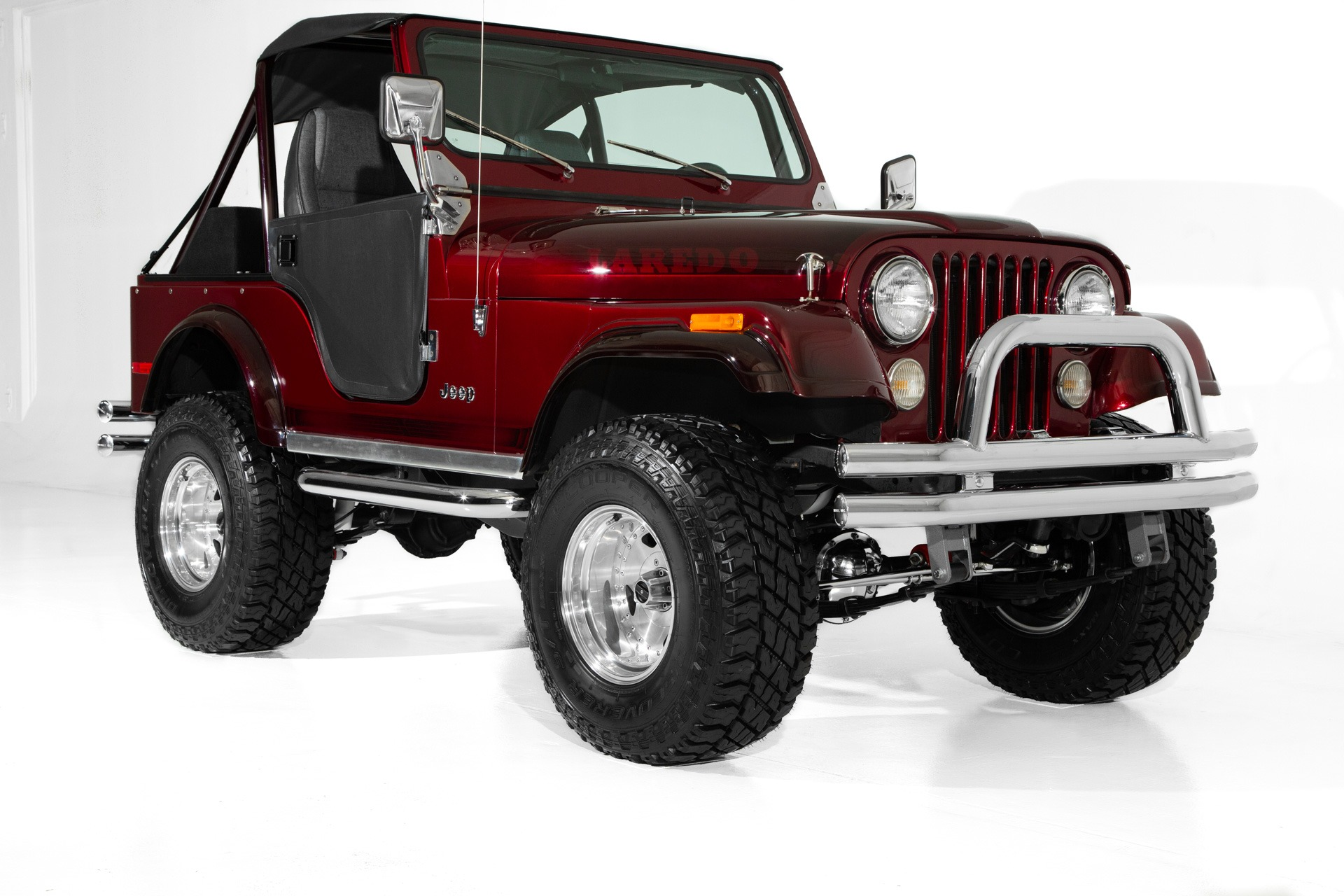 For Sale Used 1978 Jeep CJ5 Brandywine Show Jeep, V8 | American Dream Machines Des Moines IA 50309