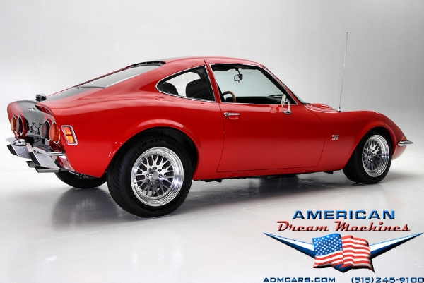 For Sale Used 1969 Opel GT Grand Touring Coupe 4spd GT | American Dream Machines Des Moines IA 50309