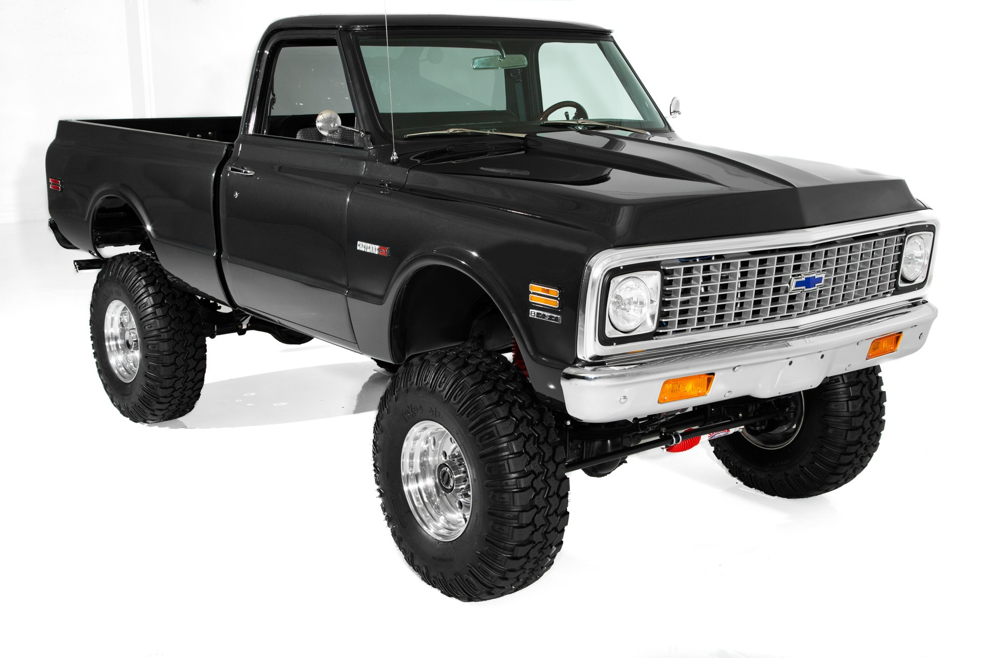 For Sale Used 1972 Chevrolet Pickup K20 4WD 454 Show Truck | American Dream Machines Des Moines IA 50309