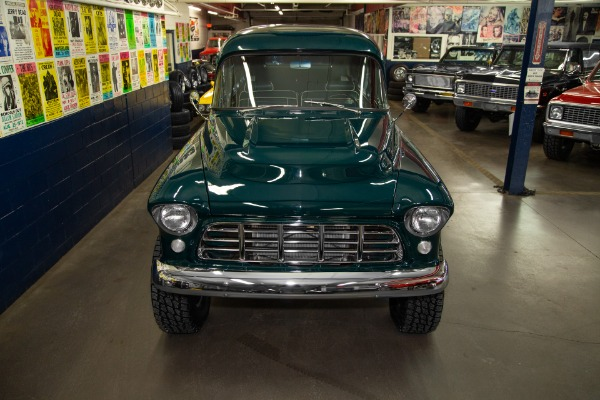 For Sale Used 1957 Chevrolet Suburban Panel Truck 4WD V8 | American Dream Machines Des Moines IA 50309