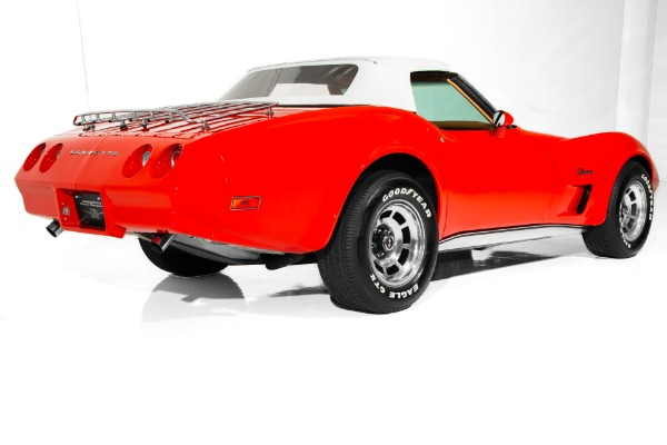 For Sale Used 1974 Chevrolet Corvette #s Match 454 4-Speed | American Dream Machines Des Moines IA 50309