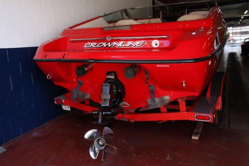 1995 Crownline 225 CCR 454 V8 Cuddy Cabin Boat -