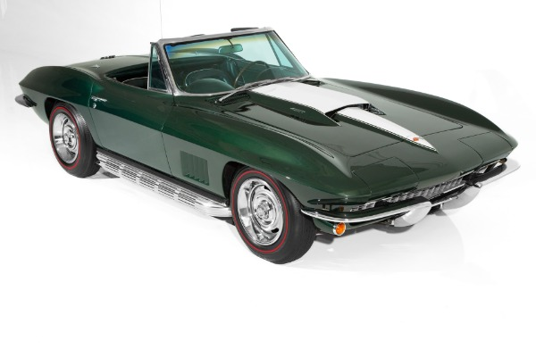 1967 Chevrolet Corvette 427/400 Tri-Power 4-Spd