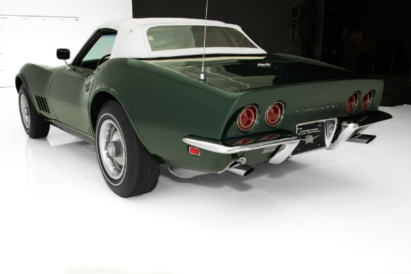 For Sale Used 1968 Chevrolet Corvette 427/435hp #'s Frame-Off | American Dream Machines Des Moines IA 50309