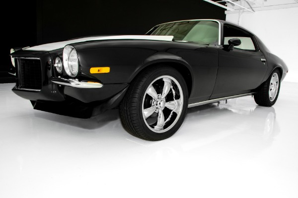 For Sale Used 1970 Chevrolet Camaro Black 396 4-Speed | American Dream Machines Des Moines IA 50309