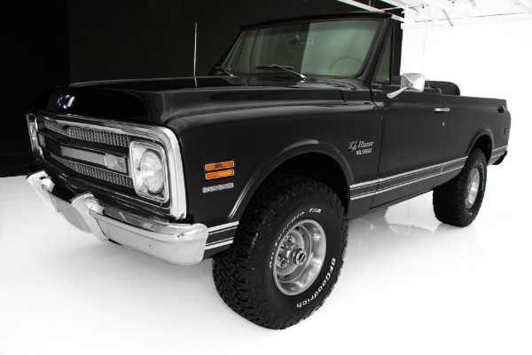 For Sale Used 1970 Chevrolet Blazer 4WD Houndstooth 4-Speed | American Dream Machines Des Moines IA 50309