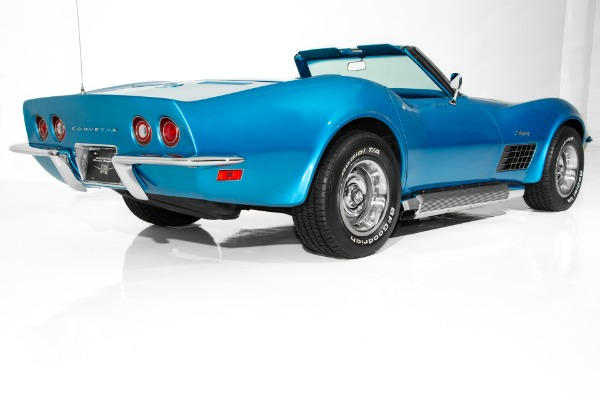 1970 Chevrolet Corvette Big Block, Build Sheet -