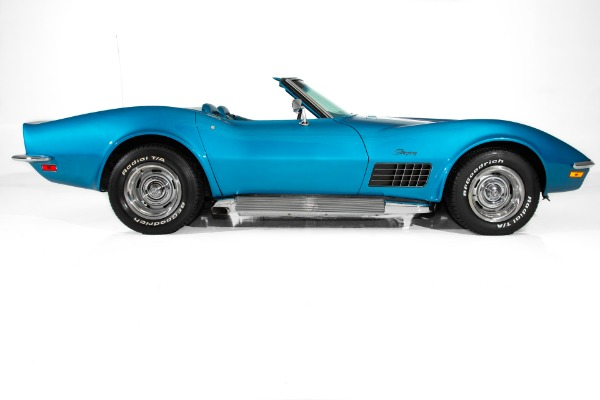 For Sale Used 1970 Chevrolet Corvette Big Block, Build Sheet | American Dream Machines Des Moines IA 50309