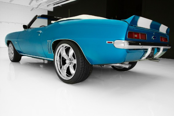 For Sale Used 1969 Chevrolet Camaro Convertible #s Match | American Dream Machines Des Moines IA 50309