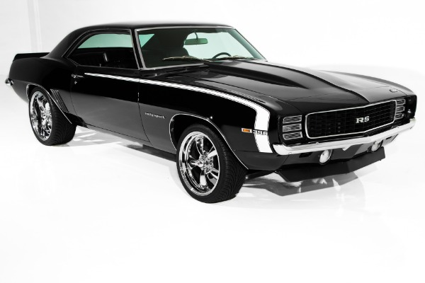 For Sale Used 1969 Chevrolet Camaro Big Block RS/SS Show Car | American Dream Machines Des Moines IA 50309