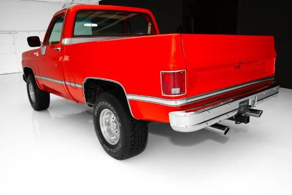 For Sale Used 1977 Chevrolet Pickup 4x4 Silverado, Very Nice! | American Dream Machines Des Moines IA 50309
