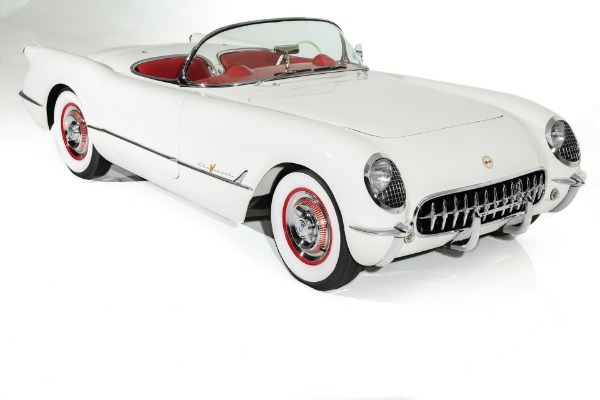 1955 Chevrolet Corvette 265 V8, 1 of 700 Built