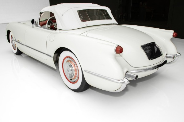 For Sale Used 1955 Chevrolet Corvette 265 V8, 1 of 700 Built | American Dream Machines Des Moines IA 50309