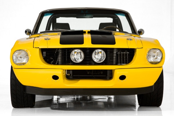 1968 Ford Mustang Shelby GT500-SR, One of One