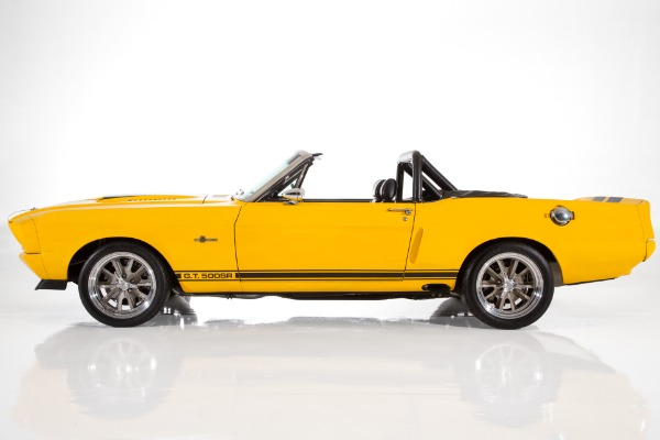 For Sale Used 1968 Ford Mustang Mach 1 Shelby GT500-SR 1 of 1 | American Dream Machines Des Moines IA 50309