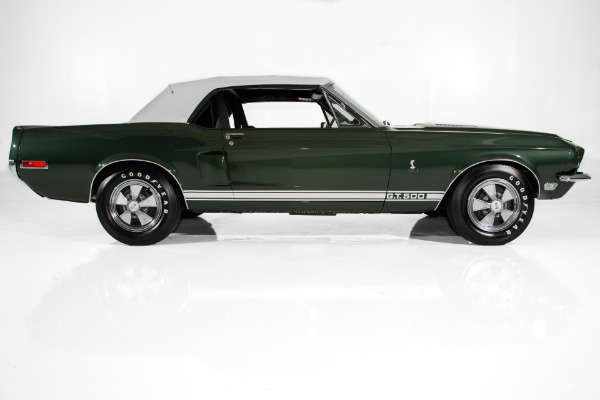 For Sale Used 1968 Shelby GT500 428 Build Sheet Marti Report | American Dream Machines Des Moines IA 50309