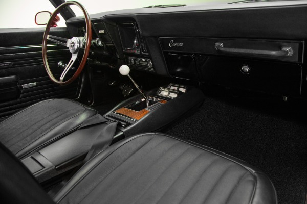 For Sale Used 1969 Chevrolet Camaro Brandywine 383 Stroker | American Dream Machines Des Moines IA 50309