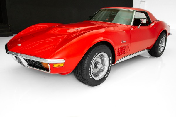 For Sale Used 1972 Chevrolet Corvette Convertible  #s Match | American Dream Machines Des Moines IA 50309