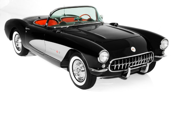 1957 Chevrolet Corvette Fuelie 2 Tops 283/283hp