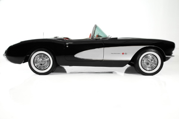 For Sale Used 1957 Chevrolet Corvette Fuelie Frame-Off Resto | American Dream Machines Des Moines IA 50309