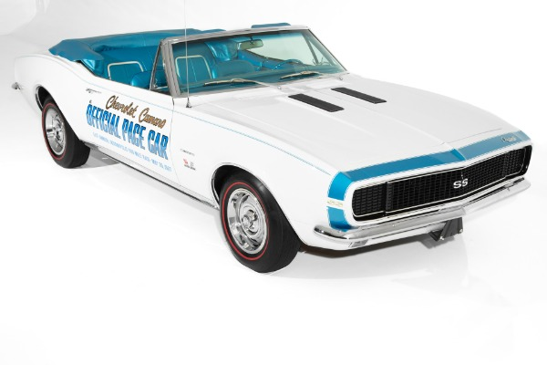1967 Chevrolet Camaro RS/SS Pace Car #s Match