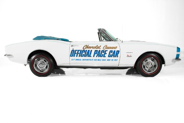 For Sale Used 1967 Chevrolet Camaro RS/SS Pace Car #s Match | American Dream Machines Des Moines IA 50309