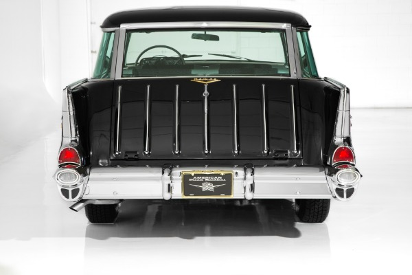For Sale Used 1957 Chevrolet Nomad Frame-Off 110k In Receipts | American Dream Machines Des Moines IA 50309